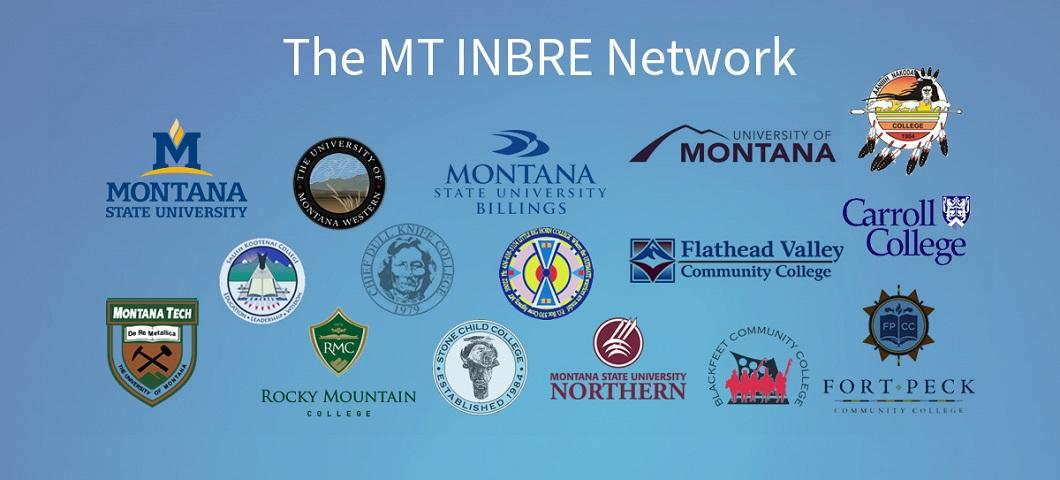 The Montana INBRE Network Banner