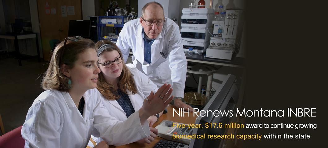 NIH Renews Montana INBRE