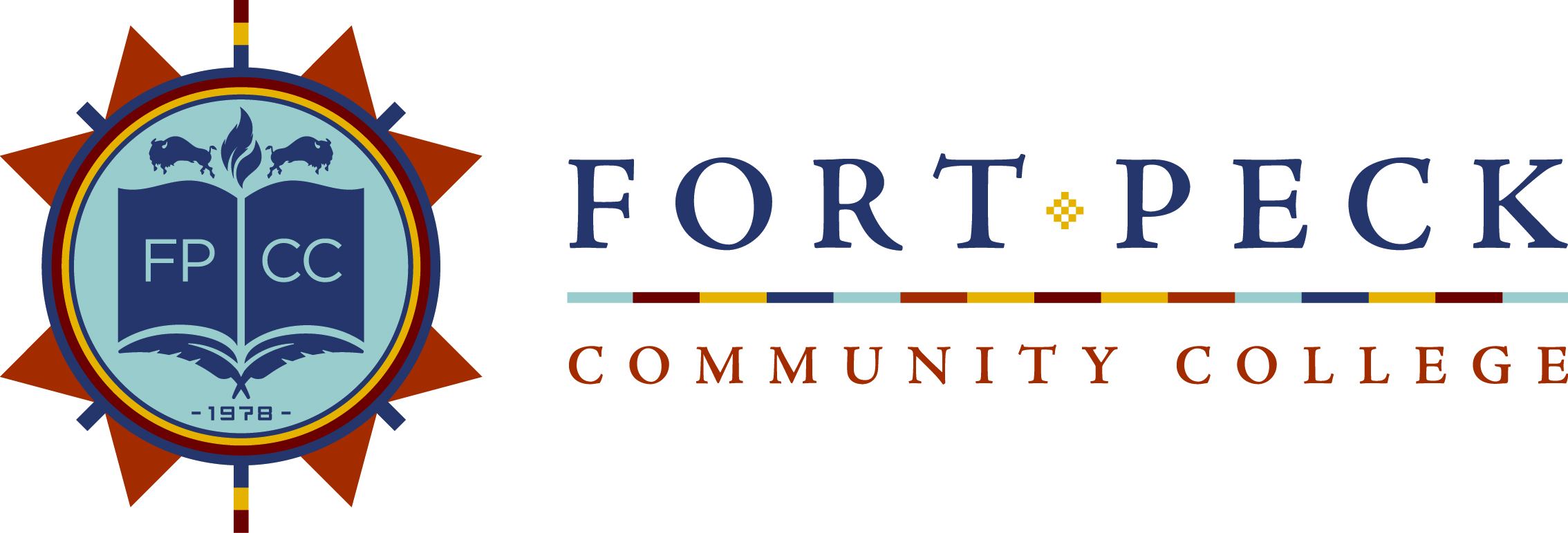 fort peck community college logo