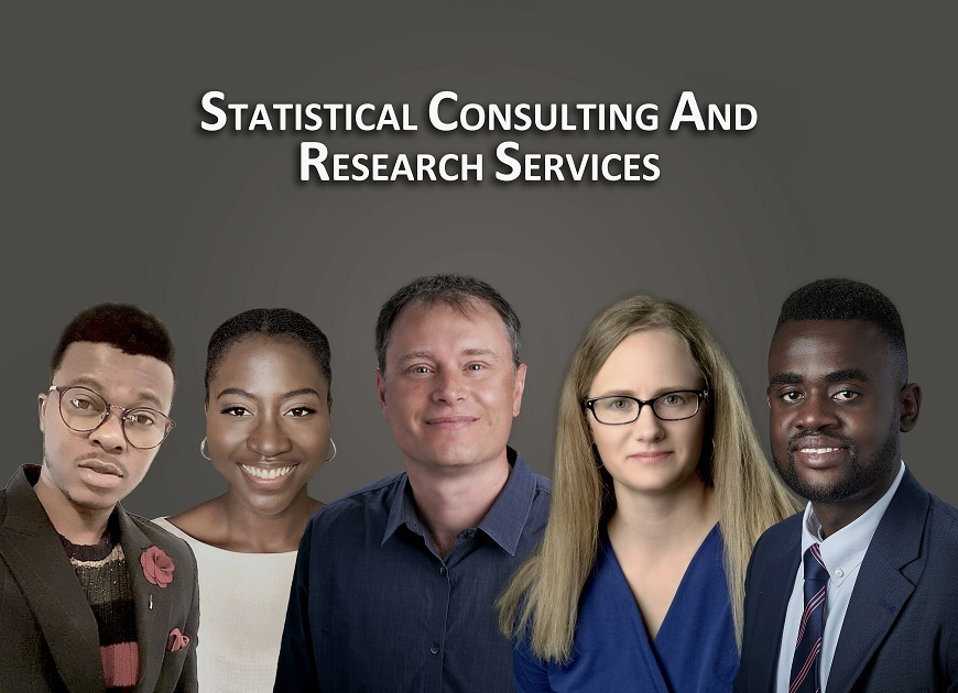 Statistical Consulting Center Staff